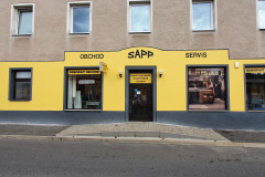 Prodejna SAPP - Příbram